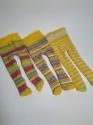 Колготки для пупса 30 см (7 кольорів в асортименті) Dutunka