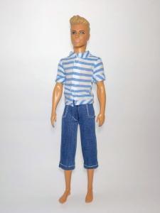 Комплект одягу для Кена з бриджами (асортимент) Dutunka
