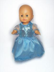 Бальне плаття для пупса 35 см Ельза Dutunka