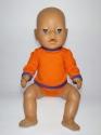 Кофточка для пупcа Baby Born (вибір кольорів) Dutunka