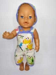 Літній одяг для пупса хлопчика Малюк  (бронь) Dutunka