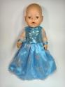 Сукня для Бебі борн Принцеса Ельза   Dutunka