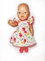 Літня сукня для Бебі Борн  Dutunka