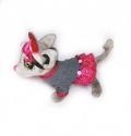 Плаття комбіноване для собачки Chi Chi Love Dutunka