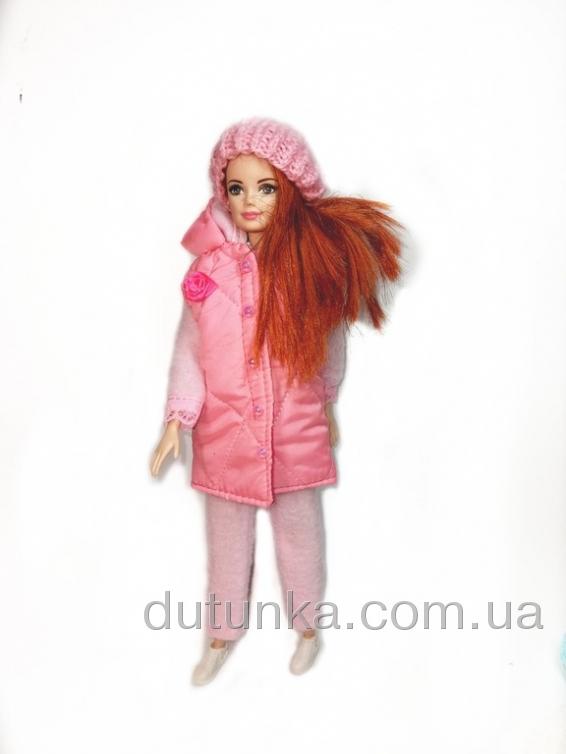 Тепла жилетка демісезонна Кольорова (кольори в асортименті) Dutunka