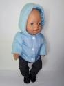 Куртка для Baby born Оригінальна (4 кольори)  Dutunka