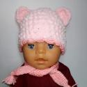 Комплект Шапка і шарф для Бебі борна Dutunka