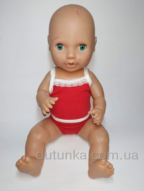 Лялькова білизна для пупса 38 см Dutunka
