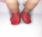 Взуття для Бебі Борн - туфлі Бантики Dutunka