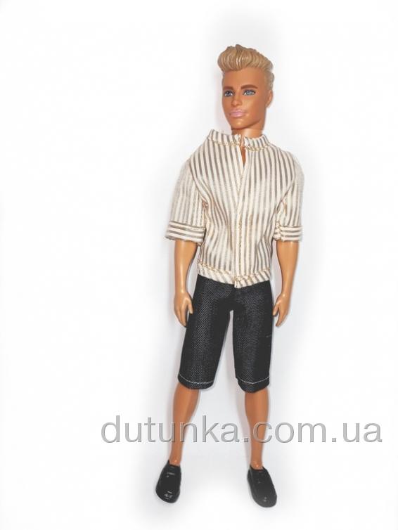 Комплект з шортами для Кена   Dutunka