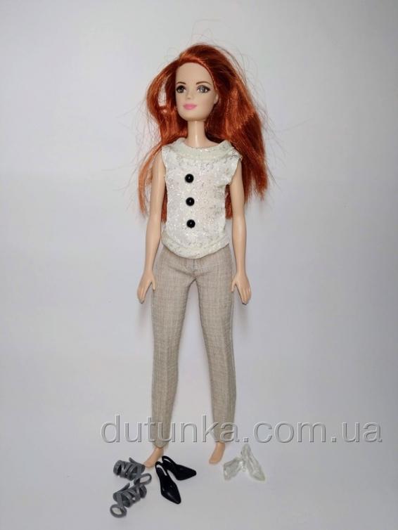 Костюм брючний для ляльки Барбі Dutunka