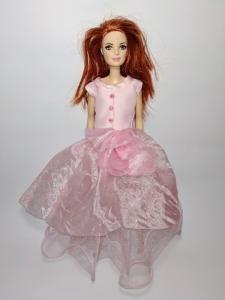 Бальне плаття для Barbie Рожева фея (вибір моделей) Dutunka