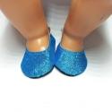 Туфлі для Бебі борн Блискучі (5 кольорів) Dutunka