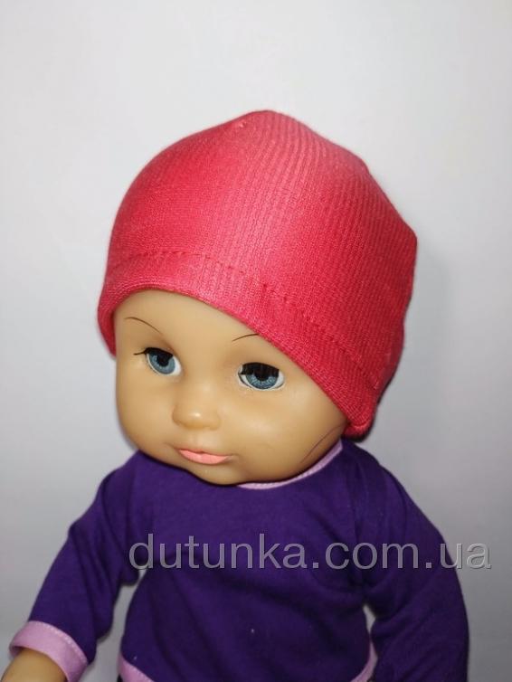 Шапочка для пупса 35 см (вибір кольорів) Dutunka