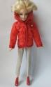 Куртка для ляльки Барбі Полум´я (немає в наявності) Dutunka