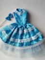 Бальне плаття для Барбі Мереживо (немає) Dutunka