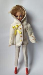 Пальто для Барбі  Ніжне  Dutunka