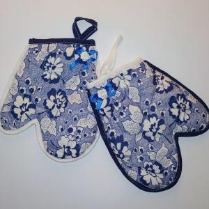 Кухонні рукавички для дівчинки Dutunka