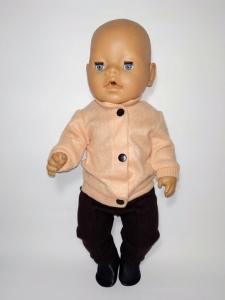 Кофта для пупса Baby Born Dutunka