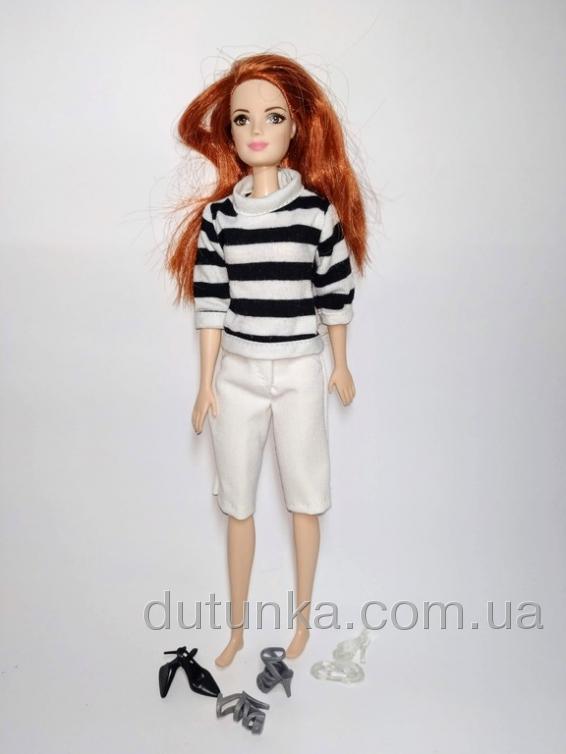 Костюм брючний для ляльки Барбі Класика Dutunka