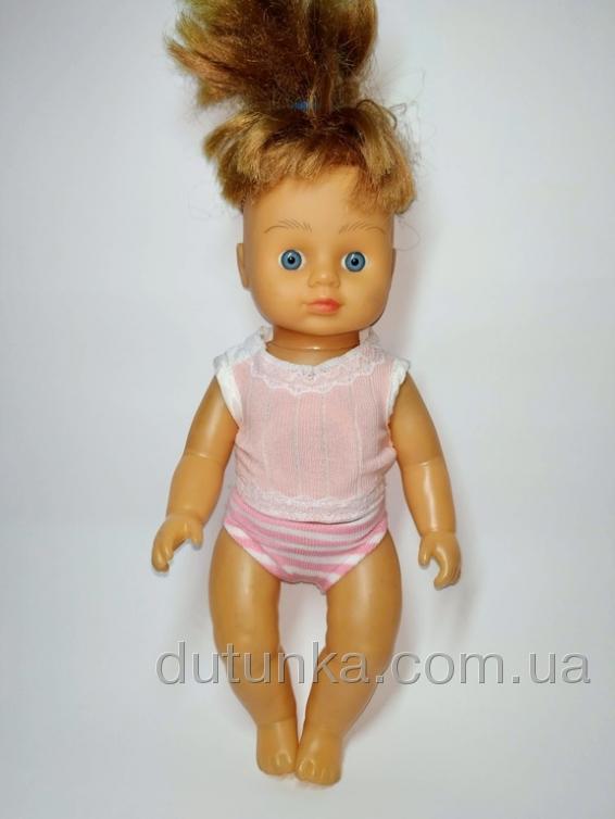 Комплект білизни для лялечки 28 см Кольоровий (кольори в асортименті) Dutunka