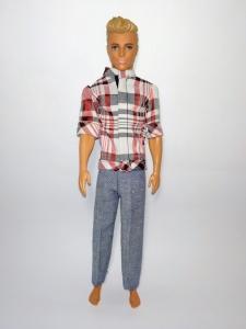 Рубашки на Кена
