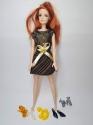 Сукня для ляльки Барбі Брауні Dutunka