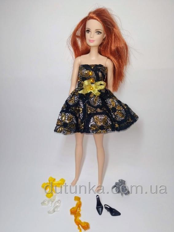 Сукня для ляльки Барбі Зоряна ніч   Dutunka