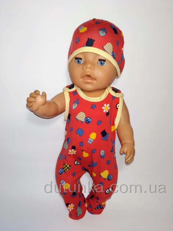 Повзуни для Baby Born Dutunka