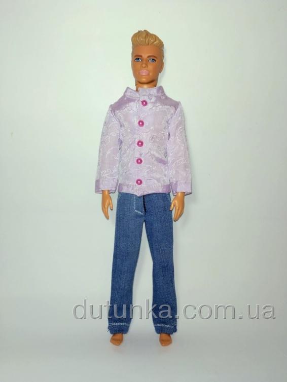 Бузкова сорочка для Кена Dutunka