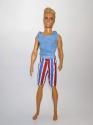 Комплект з шортами для Кена (кольори) Dutunka