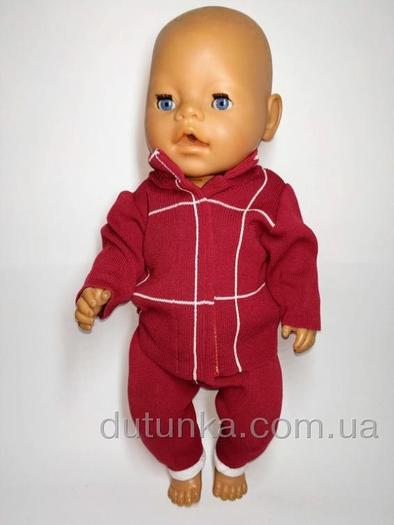Костюм для Baby Born (вибір моделей) Dutunka