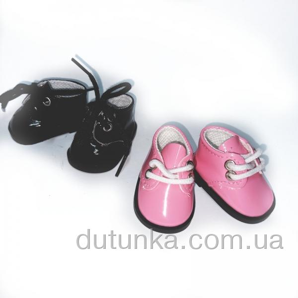 Черевички для ляльки 28 см Dutunka