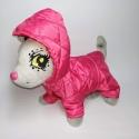 Зимовий роздільний комбінезон для собачки Чи Чи Лав  (немає в наявності) Dutunka